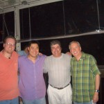 CIMG7806 - Chris Scalf, Chaffee, Rick Puglisi, and Lou